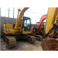 Used Komatsu PC130 Crawler Excavator / Second-hand machinery IN GOOD CONDITION