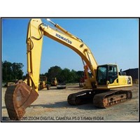 Use Komatsu PC300LC-8 Crawler Excavator / Second-hand machine in good condition