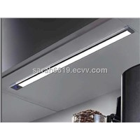 LED No dot ultra-thin under cabinet light  ATL-037 ( Built in Hand scanning sensor switch )