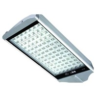 LED flat street light