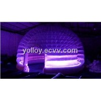 LED Light Dome Tent Inflatable Devonshire Dome