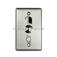 ML-EB10 Stainless Steel Exit Button/Metal Push Button/Access Control Push Button