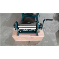 Manual beeswax foundation roller, tablet press machine