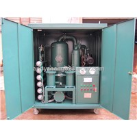Mineral Insulating Transformer Oil Purifying/ Filtering Plant