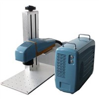 Mini Fiber Laser Marking Machine for Stainess Steel Cup