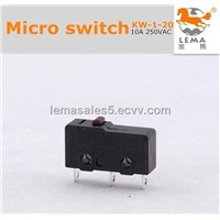 Miniature electrical switch
