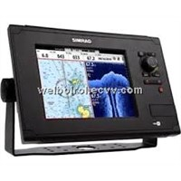 "NSS8 US 8"" Touchscreen MFD/Sounder"