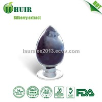 Natural plant extract, Bilberry Extract