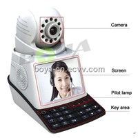 Network Video Phone Camera,NVP,Skypecam,Baby monitor(NVP2)