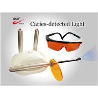 New! Caries detected light / dental caries curing light/ oral light