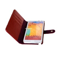 New Slim Flip PU Leather Case for Samsung Galaxy Note3 N9000