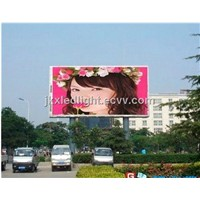 New Product P14 Outdoor Full Color Flashing LED Display Panel