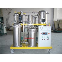 New type vacuum Lubricating oil purifier / Hydraulic oil recycling machinr