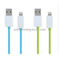 Original round Lightning cable with MFi