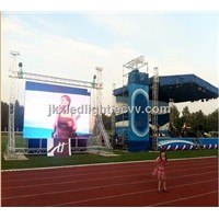 P11 Mm Full Color Energy Saving LED Display Screen