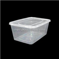 PP Food Container with Lid 1000ml