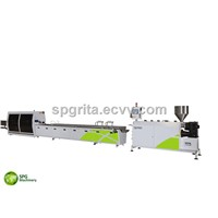 PVC Pipe Profile Extrusion Line/ Single-screw Extrusion Line