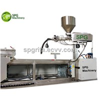 PVC Profile Co-extruder/Single screw Co-Extruder