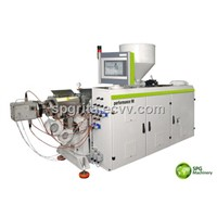 PVC Profile Extruder Machine/Parallel Twin-screw Extruder