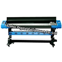 Paper Printer with Epson DX7 DX5 heads, 1440dpi high definition digital printer plotter
