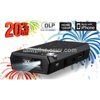 Pocket LED projector LW-MP311A