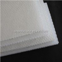 Polypropylene Honeycomb as Wall Panel in Van