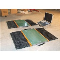 Portable Axle Weighing System/Axle Weighing Scale for Truck