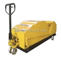 Precast concrete light weight wall panel machine
