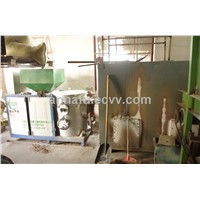 Professional industrial biomass burners