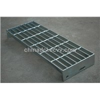 Q235 hot dip galvanized steel bar grating