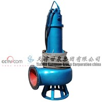 QWB Sewage submersible pump