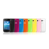 Quad Band Mini S4 Android Smart Phone with Color Shell Q55