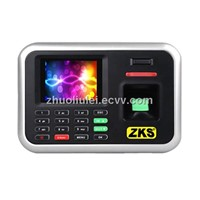 RFID Biometric Time Attendance System ZKS-T2