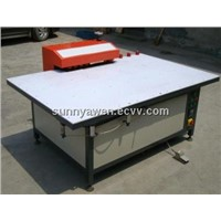 RYB Single Side Hot Press Machine / Insulating Glass Machine