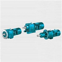 R Series Helical Gear Reducer Motor