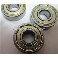 Radial miniature bearing 608z deep groove ball bearings