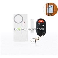 Remote Control Magnetic Door/Window/Drawer Sensor Built-in Siren(MR-1256)