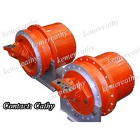 Rexroth GFT80 final drive gearbox manufacturer (also as winch drive gearbox)