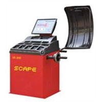 SCAPE SB-308 Auto Wheel Balancer Made in China