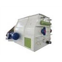 SSHJ Series Double-shaft Mixer