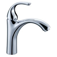 Sanitary wares polished faucet basin