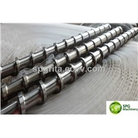 Screw &Barrel For Extruder/ Spare parts for Extrusion Machinery