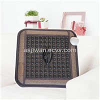 Seat cushion for haemorrhoids, hot sale heating germanium cushion, office cushion