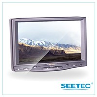 Seetec  7 inch LCD monitor with VGA HDMI ,touch screen is optional