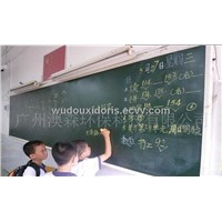 Self-adhesive Green Film for writing in the school, office