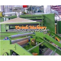 Sell Spray-bonded Polyester Wadding Nonwoven Plant