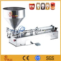 Single Head Ointment Filling Machine