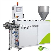 Single-screw Extruder/Technical Profile Extruder Machine