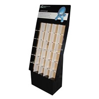 Small Grid Display Stand for Massage Products