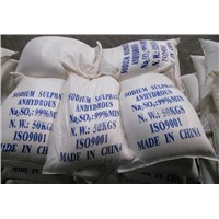 Sodium Sulphate Anhydrous 99%